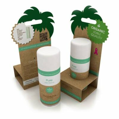 Coconutoil Deo roll-on pure