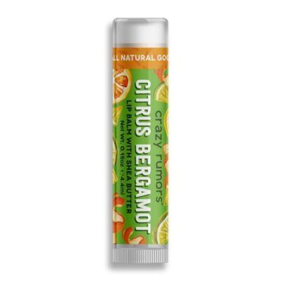 Crazy rumors Citrus-bergamott ajakápoló balzsam (4,4 ml)