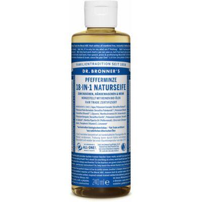 Dr. Bronner's Borsmenta folyékony szappan koncentrátum