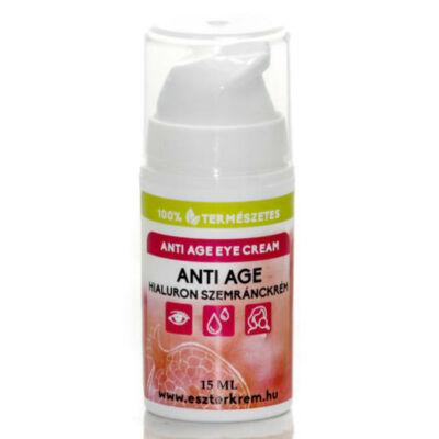 Eszterkrém AntiAge intenzív szemránckrém