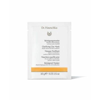 Dr. Hauschka Tisztító maszk (tégelyes) próba