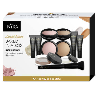 INIKA Baked in a Box kezdőkészlet - inspiration (1 db)