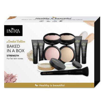 INIKA Baked in a Box kezdőkészlet - strengh (1 db)