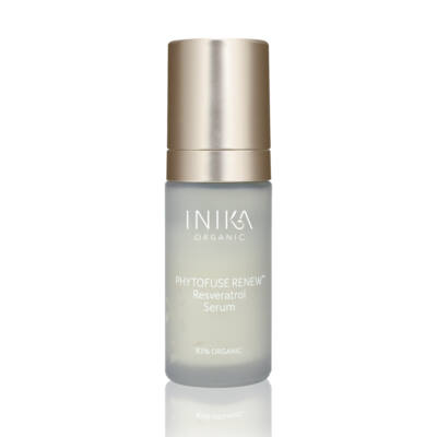 INIKA Skincare Phytofuse Renew Resveratrol Bőrmegújító szérum (30 ml)