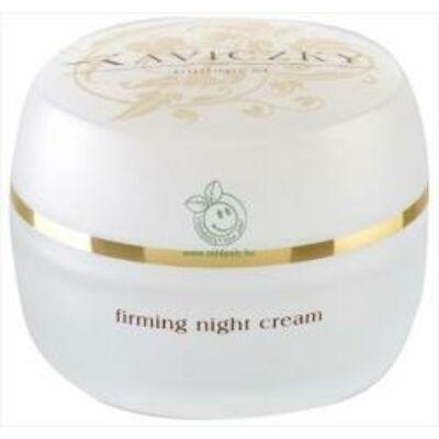 Kaviczky Éjszakai feszesítő arckrém PF™ Búza protein