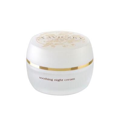 Kaviczky Éjszakai nyugtató arckrém PF™ Szőlőmag olaj