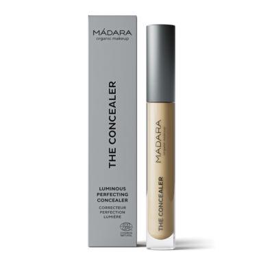 Mádara The Concealer Ragyogást tökéletesítő korrektor - Honey #35 (4 ml)