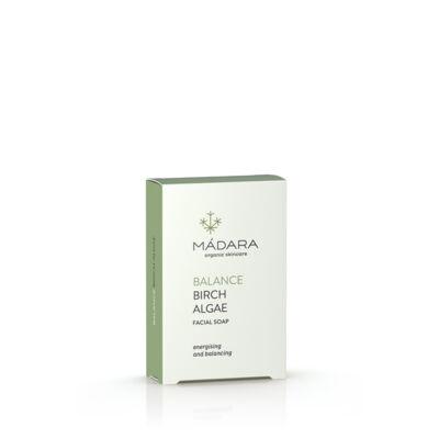 Mádara Nyírfa és Alga kiegyensúlyozó szappan