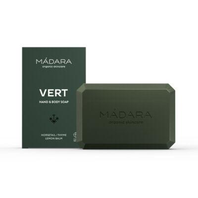 Mádara Vert Szappan testre és kézre (150 g)