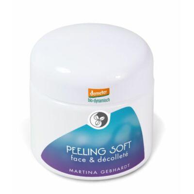 Martina Gebhardt Arc és dekoltázs soft peeling (100 ml)