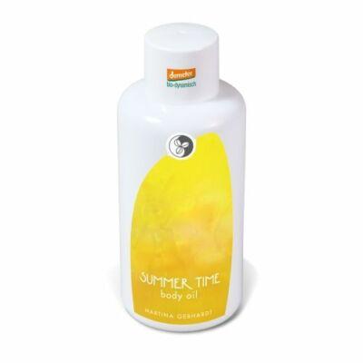Martina Gebhardt Summer Time Testápoló olaj (100 ml)