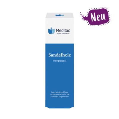 Meditao Szantál intim ápolóolaj (50 ml)