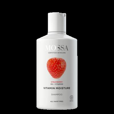 Mossa Hidratáló sampon értékes vitaminokkal (300 ml)