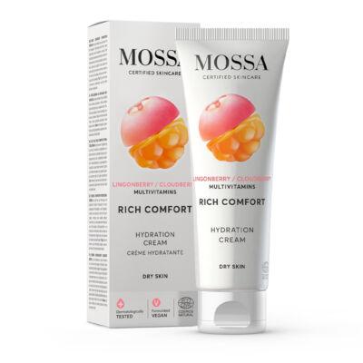 Mossa Rich Comfort Hidratáló krém (50 ml)