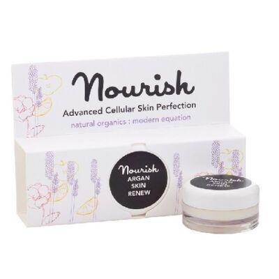 Nourish Argan: Skin Renew - Hidratáló ránctalanító arckrém - minden bőrtípusra
