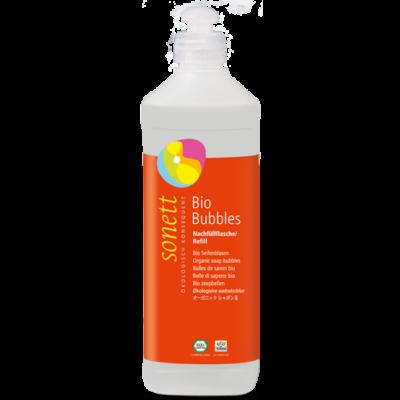 Sonett Bio szappanbuborék fújó utántöltő (500 ml)