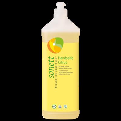 Sonett Folyékony szappan - citrom (1000 ml)