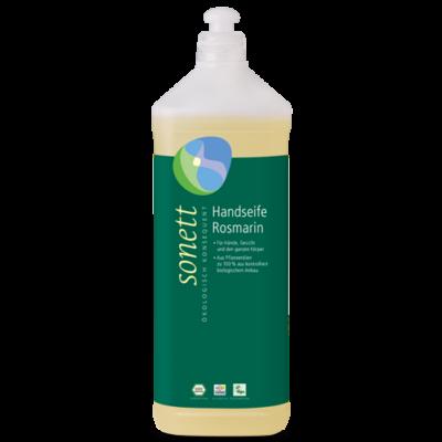 Sonett Folyékony szappan - rozmaring (1000 ml)