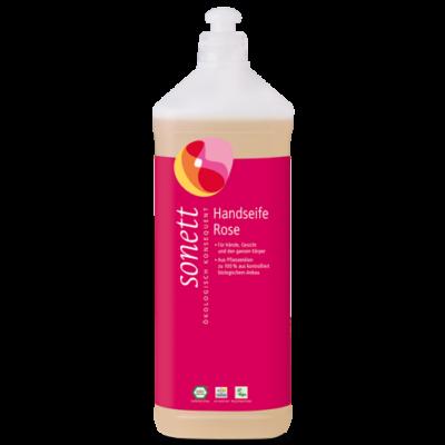 Sonett Folyékony szappan - rózsa (1000 ml)
