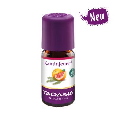 """Taoasis Bio Illatkompozíció """"Kandallótűz"""" (5 ml)"""