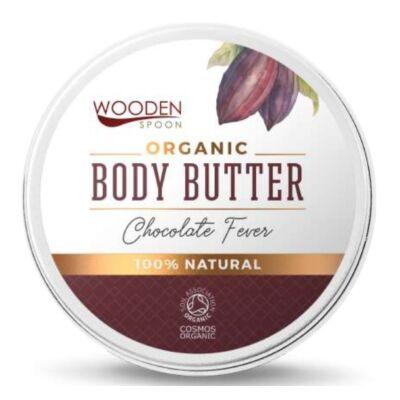 Wooden Spoon Bio testápoló vaj - Fenséges érintés próba (15 ml)