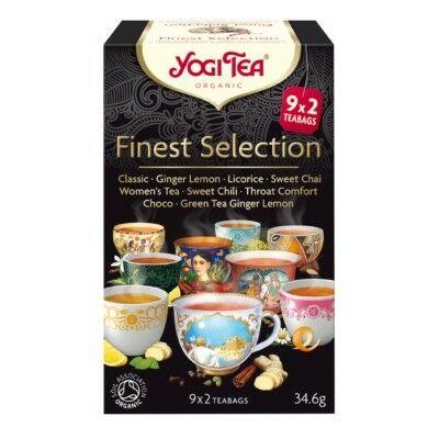 Yogi filteres teák - Best seller válogatás (18 db)
