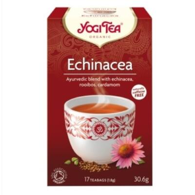 Yogi Echinacea tea - filteres (17 db)