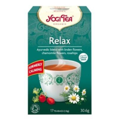 Yogi Relaxáló tea - filteres (17 db)
