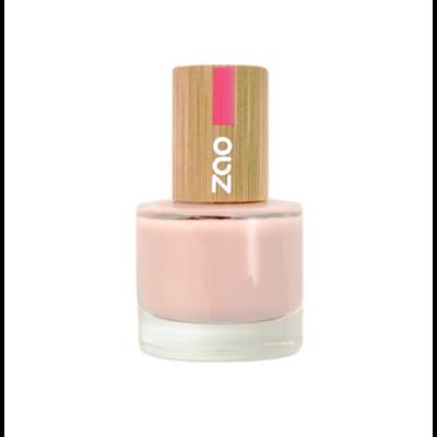 ZAO Körömlakk 675 frosted pink (8 ml)