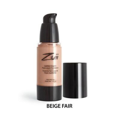 Zuii Folyékony alapozó - Beige Fair (30 ml)