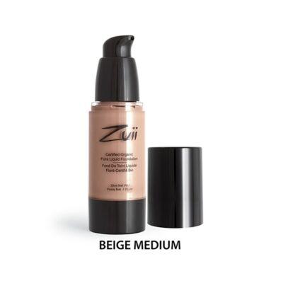 Zuii Folyékony alapozó - Beige Medium (30 ml)