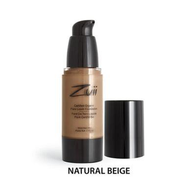 Zuii Folyékony alapozó - Natural Beige (30 ml)