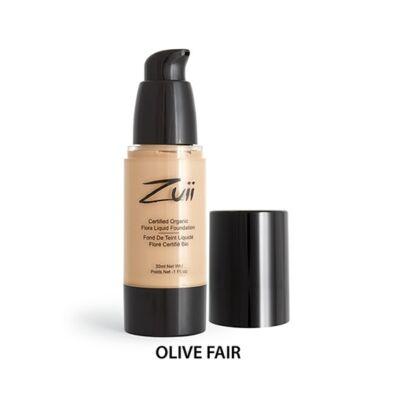 Zuii Folyékony alapozó - Olive Fair (30 ml)