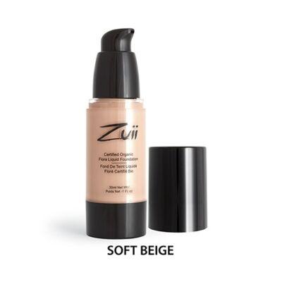Zuii Folyékony alapozó - Soft Beige (30 ml)
