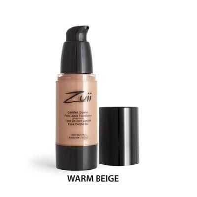 Zuii Folyékony alapozó - Warm Beige (30 ml)