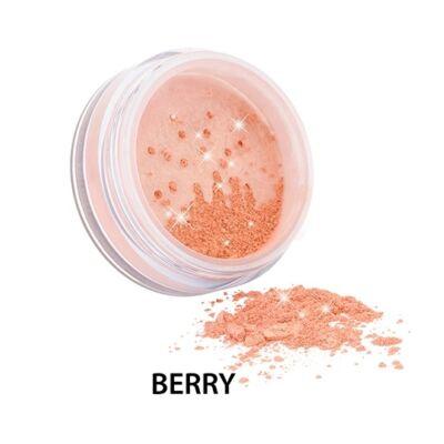 Zuii Highlighter Gyémánt fénypúder - Berry (3 g)