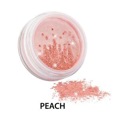 Zuii Highlighter Gyémánt fénypúder - Peach (3 g)