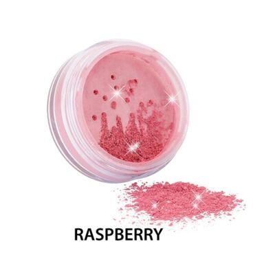 Zuii Highlighter Gyémánt fénypúder - Raspberry (3 g)