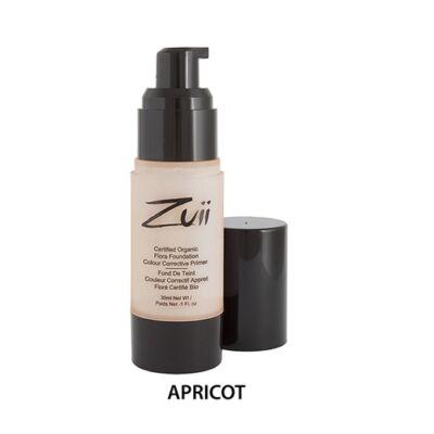 Zuii Színezett primer - Apricot (30 ml)