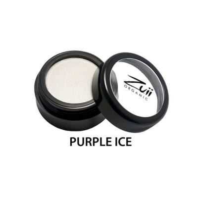 Zuii Szemhéjpúder - Purple Ice (1,5 g)
