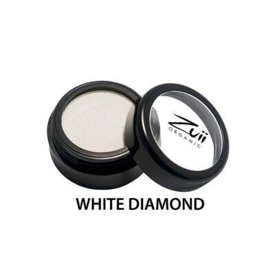 Zuii Szemhéjpúder - White Diamond (1,5 g)