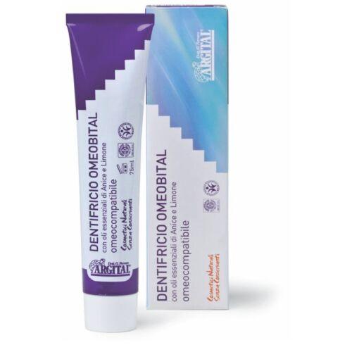 Argital homeopátiás fogkrém