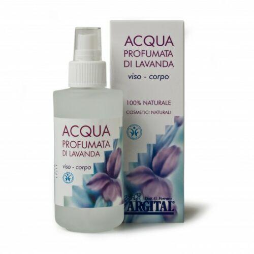 Argital Levendula illatos víz arc- és testpermet