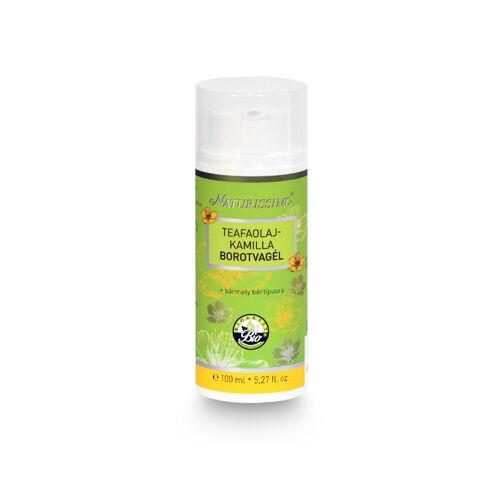 Biola-Naturissimo Teafaolaj-kamilla borotvagél