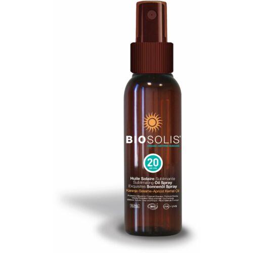 Biosolis Napolaj spray SPF20 (100 ml)