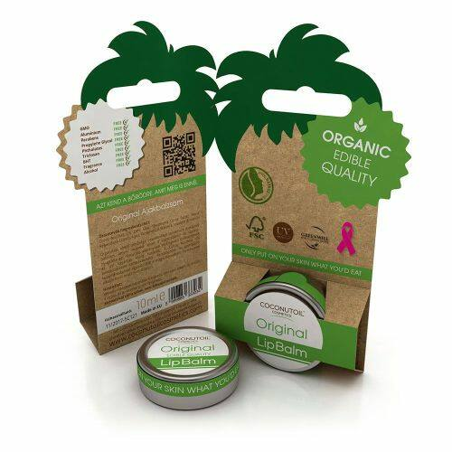 Coconutoil Ajakápoló original