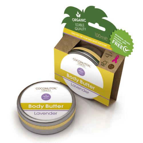 Coconutoil Testvaj (Body butter)