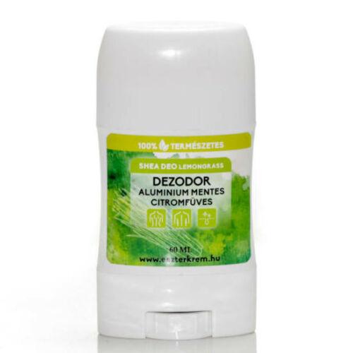 Eszterkrém Dezodor citromfű illattal