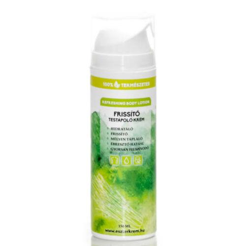 Eszterkrém Frissítő testápoló krém citromfű illattal (120 ml)