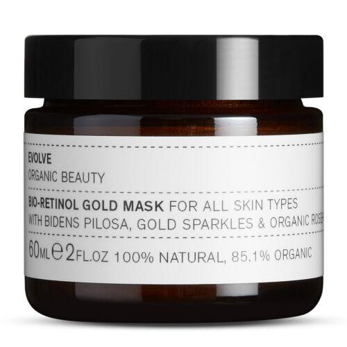 Evolve Beauty Bio-retinol Bőröregedésgátló arany maszk (60 ml)